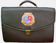 Outreach Center Black Briefcase small