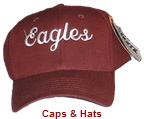 NCCU - Eagles Solid Cap - Small