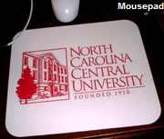 NCCU Mousepad small