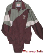 NCCU Warmup Suit - MSD - small