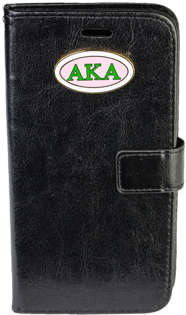 AKA Black IPhone 6 and 6Plus Wallet - GT
