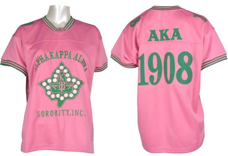 d5c1d500b Buy alpha kappa alpha jersey shirts - 58% OFF! Share discount