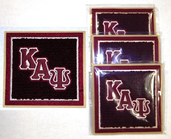 KAPPA_Coasters_Set_Of_4