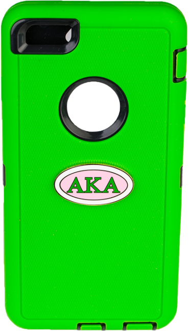 Lime Green IPhone 6 Plus case - GT