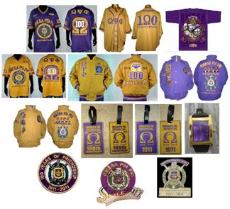 Delta Sigma Theta Centennial Merchandise.