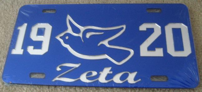 Zeta_1920_Dove_License_Plate