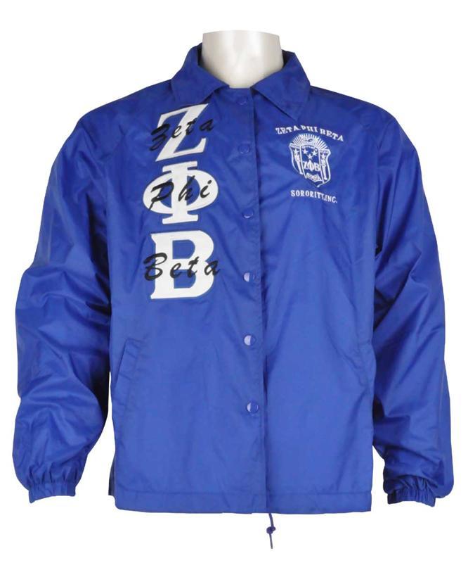 Zeta Royal Blue Line Jacket - BD