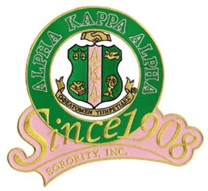 Alpha Kappa Alpha Sorority Or Aka Patches Page 1 Of 1