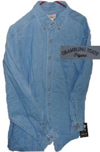 Grambling_Denim_Shirt
