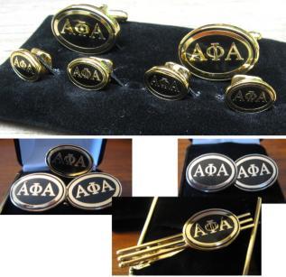 Alpha_Premium_Black_Gold_Cufflinks_LapelPin_STUDS_15