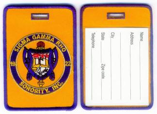 Sigma_Gamma_Rho_Sorority_Large_Luggage_Tags.jpg