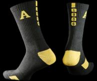 Alpha Dri-Fit Crew Socks