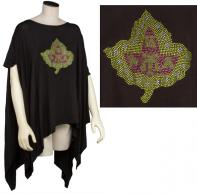Black Ivy Tunic