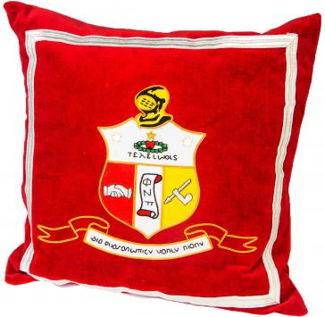 Kappa Crest Bullion Pillow - 2 - GT