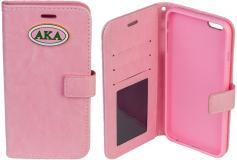 Pink IPhone wallet phone case inside - GT