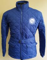 Zeta Quilt Belt Riding Jacket